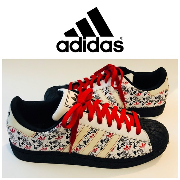 adidas Other - ShellToe Adidas Superstar Size 9